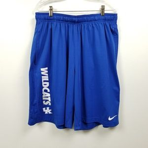 Nike Kentucky Wildcats Mens Basketball Shorts XL